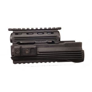 TDI Arms LHV47S AK-47/74/100 Upper and Lower Handguard Set-Black (US SHIPPING ONLY)