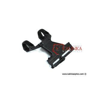 MOLOT Vepr/AK/Saiga Extra Low Profile Side Mount, 30 mm Rings