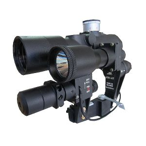 PK-A Military Fast Acquisition Red Dot Rifle Scope, SKS/SVD Version