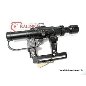 POSP 2-6x24 1000m Rangefinder, AK