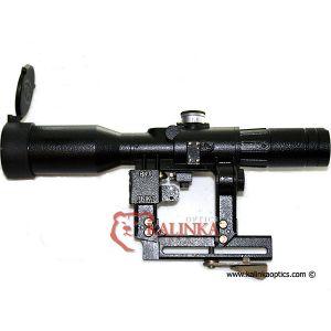 POSP 6x42 D, Focus, 1000m Rangefinder, AK