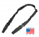 Condor Outdoor Products CBT 1 to 2 Point Sling Black